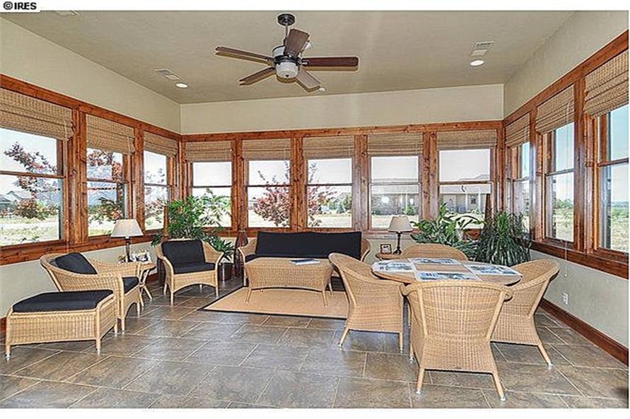 161-1058: Home Exterior Photograph-Porch