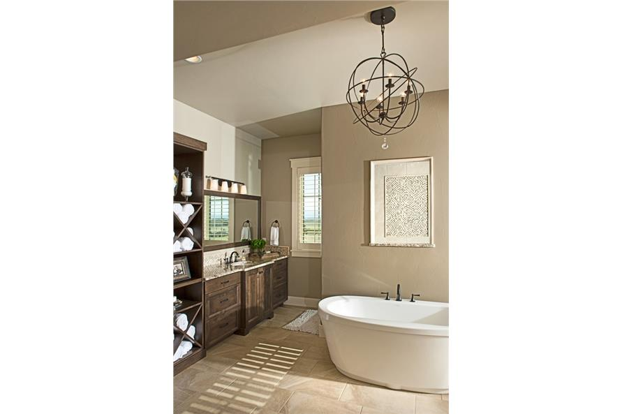Bathroom of this 4-Bedroom,3897 Sq Ft Plan -3897