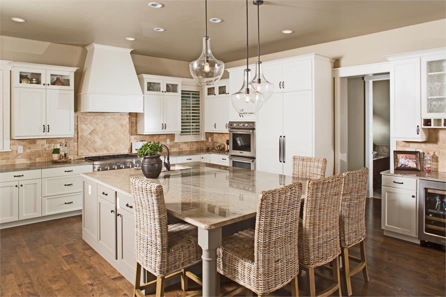 161-1067: Home Interior Photograph-Kitchen