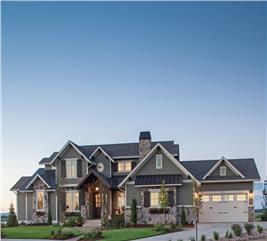 House Plan #161-1067