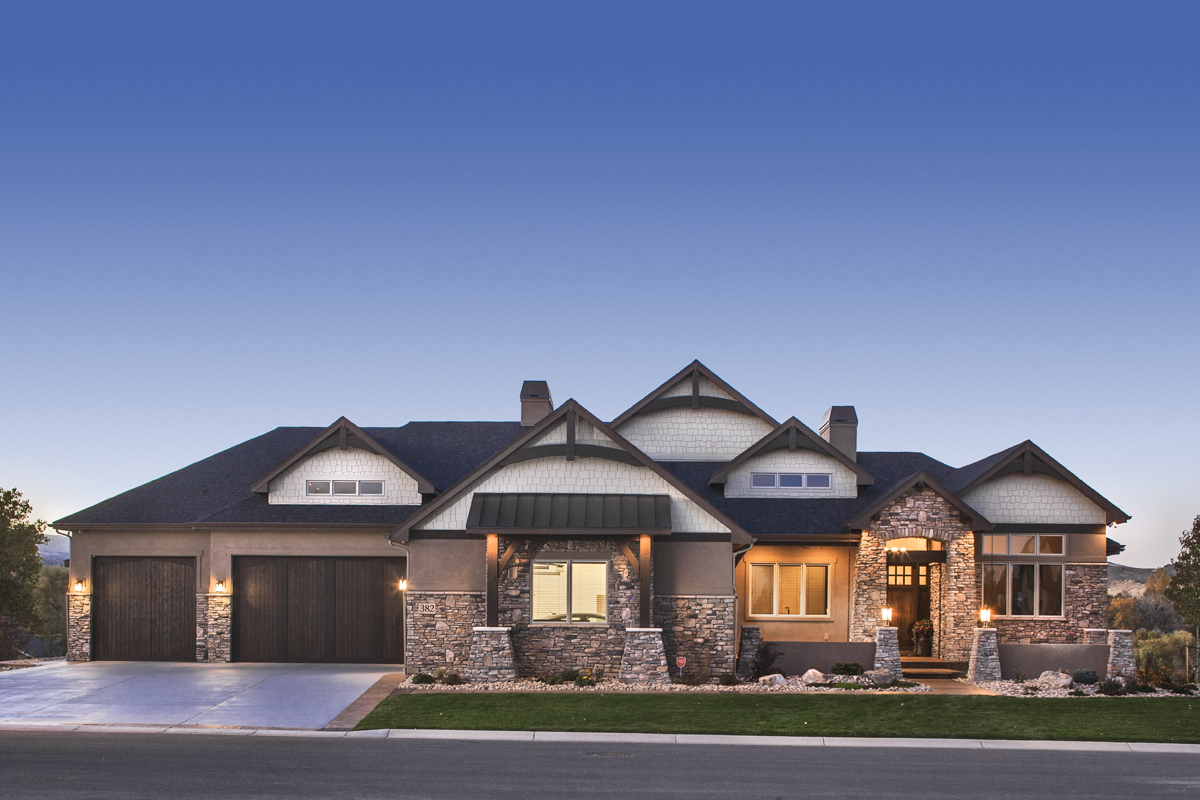 2 Bedrm 2478 Sq Ft Luxury Craftsman Plan With Photos 161