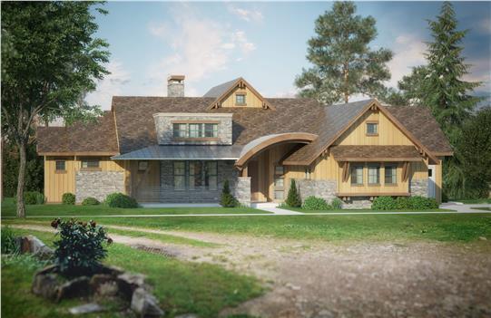 House Plan #2300