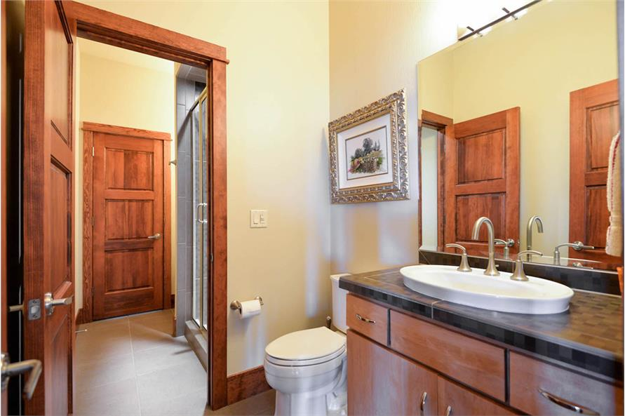 Bathroom of this 2-Bedroom,3469 Sq Ft Plan -3469