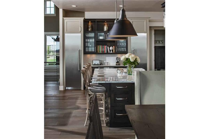 Kitchen of this 2-Bedroom,2682 Sq Ft Plan -2682