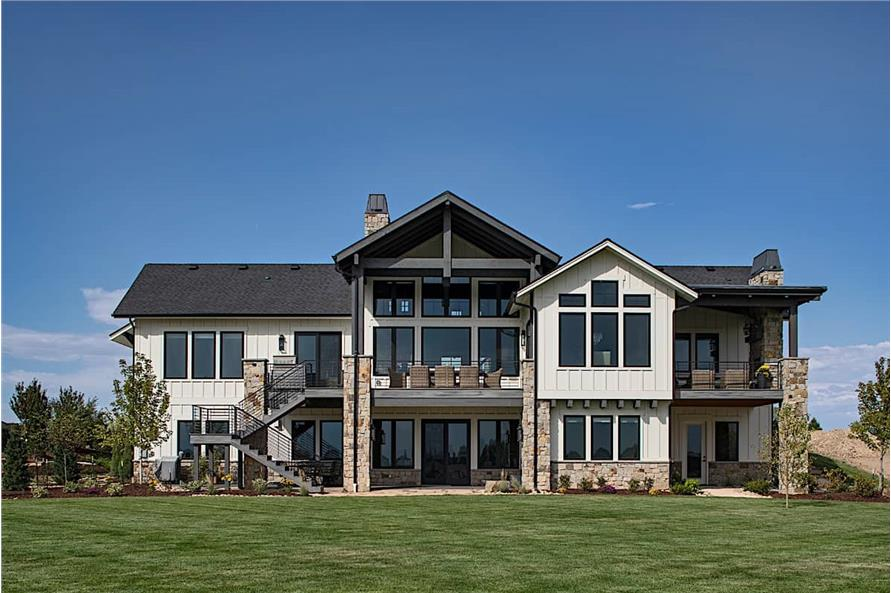 Home Exterior Photograph of this 2-Bedroom,2682 Sq Ft Plan -2682