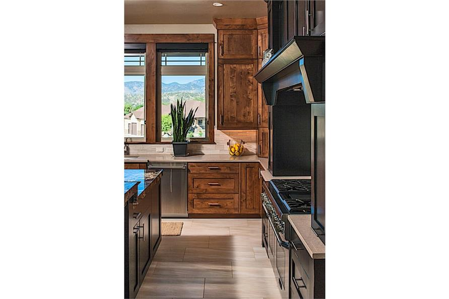 Kitchen of this 2-Bedroom,2862 Sq Ft Plan -2862