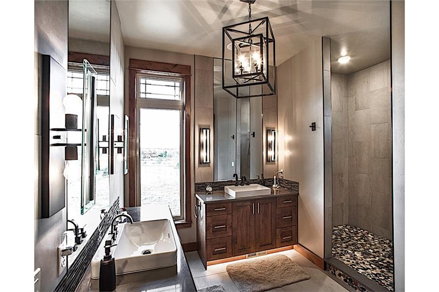 Master Bathroom of this 2-Bedroom,2862 Sq Ft Plan -2862