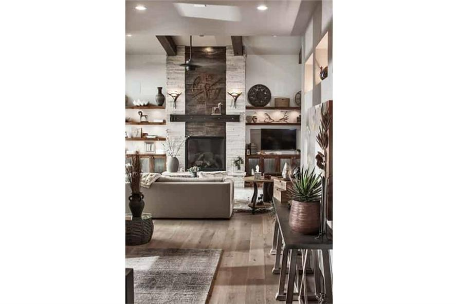 Great Room of this 2-Bedroom,2891 Sq Ft Plan -2891