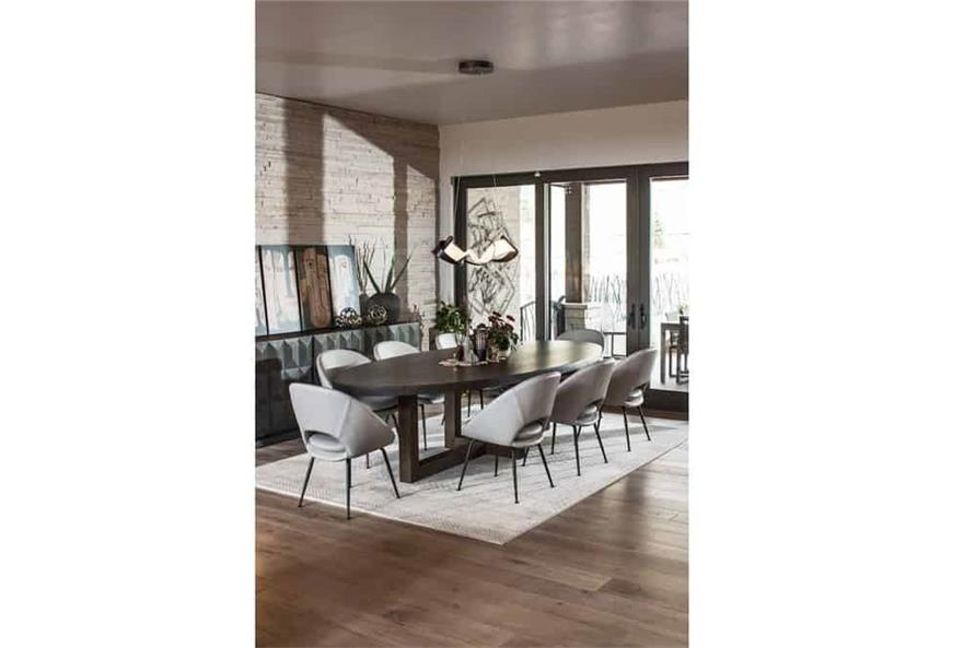 Dining Room of this 2-Bedroom,2891 Sq Ft Plan -2891