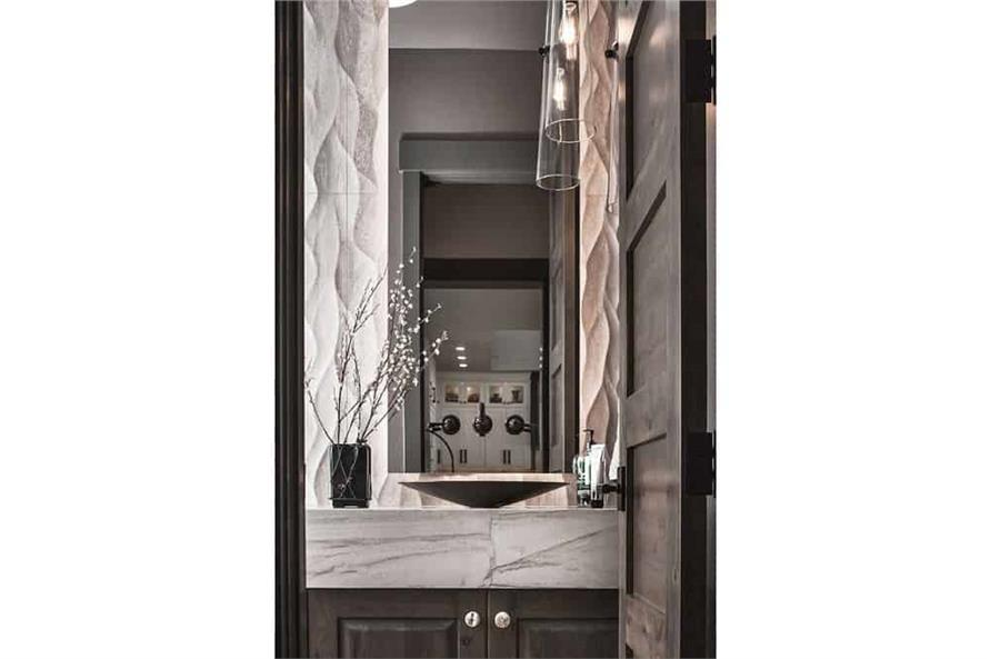 Powder Room of this 2-Bedroom,2891 Sq Ft Plan -2891