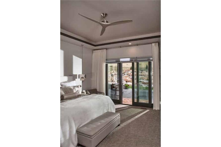 Master Bedroom of this 2-Bedroom,2891 Sq Ft Plan -2891