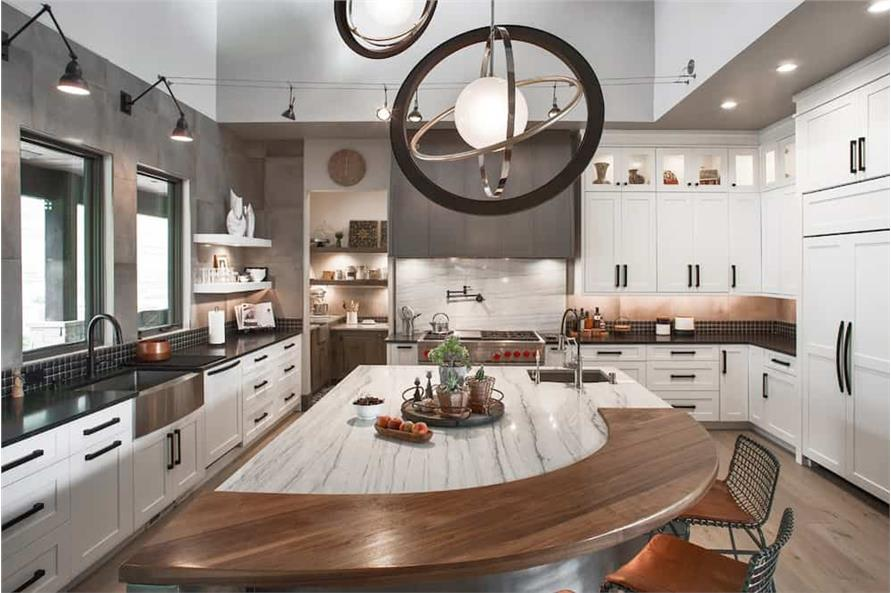 Kitchen of this 2-Bedroom,2891 Sq Ft Plan -2891
