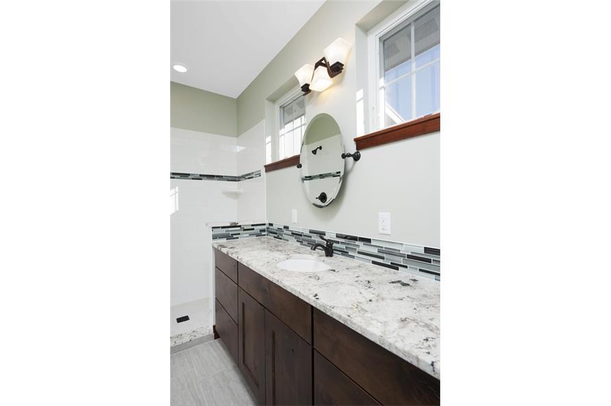 Bathroom of this 5-Bedroom,3307 Sq Ft Plan -3307