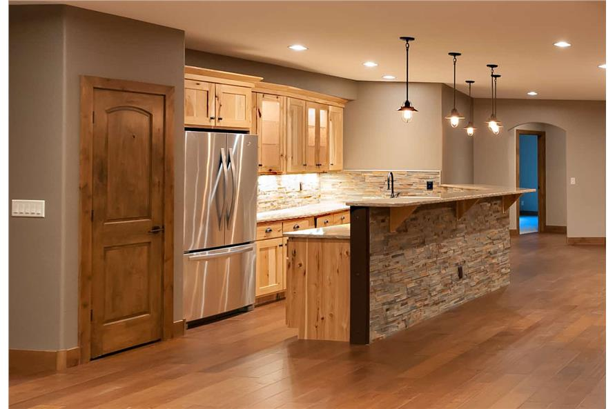 Kitchen of this 2-Bedroom,2594 Sq Ft Plan -2594