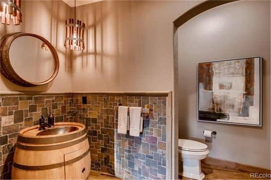 Master Bathroom of this 2-Bedroom,2594 Sq Ft Plan -2594