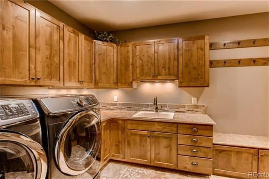 Laundry Room of this 2-Bedroom,2594 Sq Ft Plan -2594