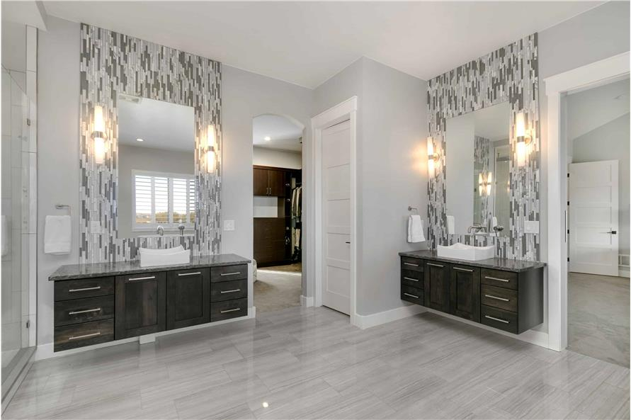 Master Bathroom of this 2-Bedroom,3526 Sq Ft Plan -3526
