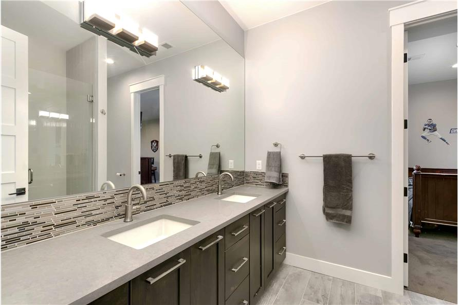 Bathroom of this 2-Bedroom,3526 Sq Ft Plan -3526