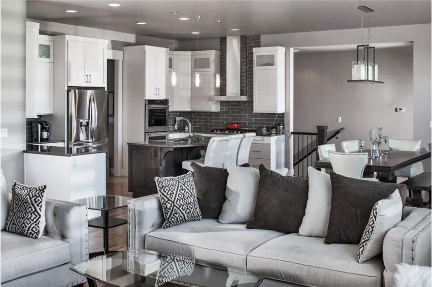 Great Room of this 3-Bedroom,2650 Sq Ft Plan -2650