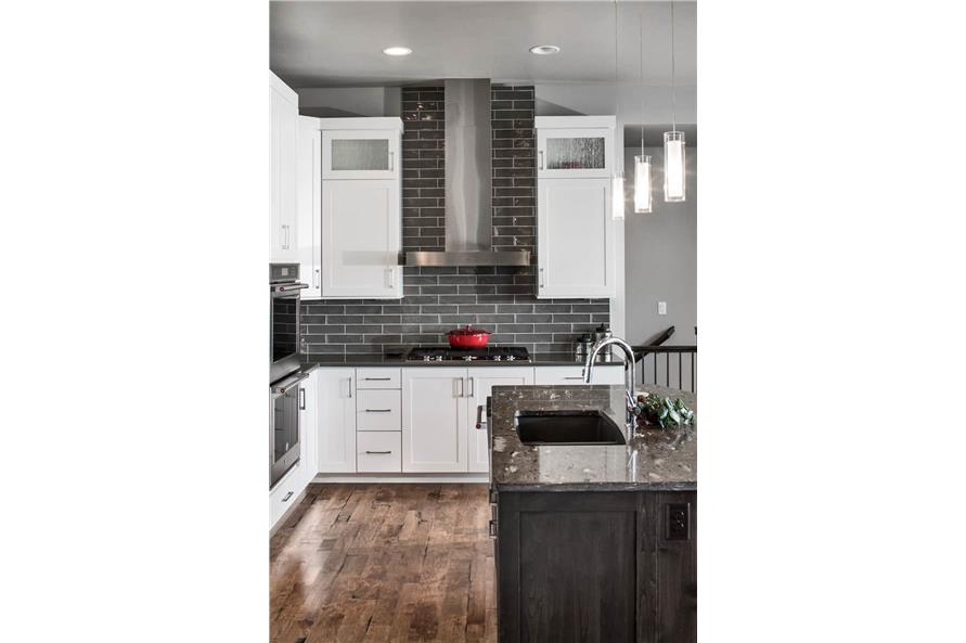 Kitchen of this 3-Bedroom,2650 Sq Ft Plan -2650