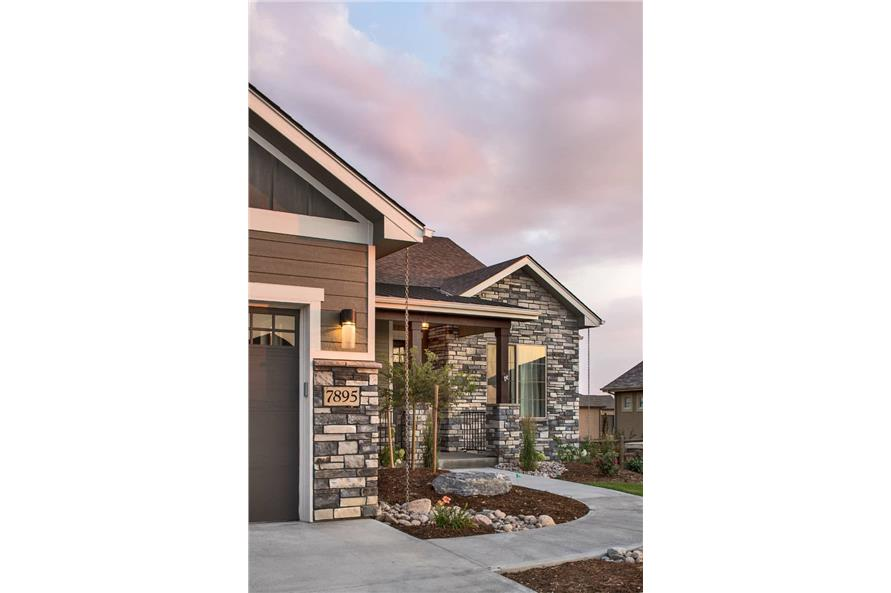 Home Exterior Photograph of this 3-Bedroom,2650 Sq Ft Plan -2650