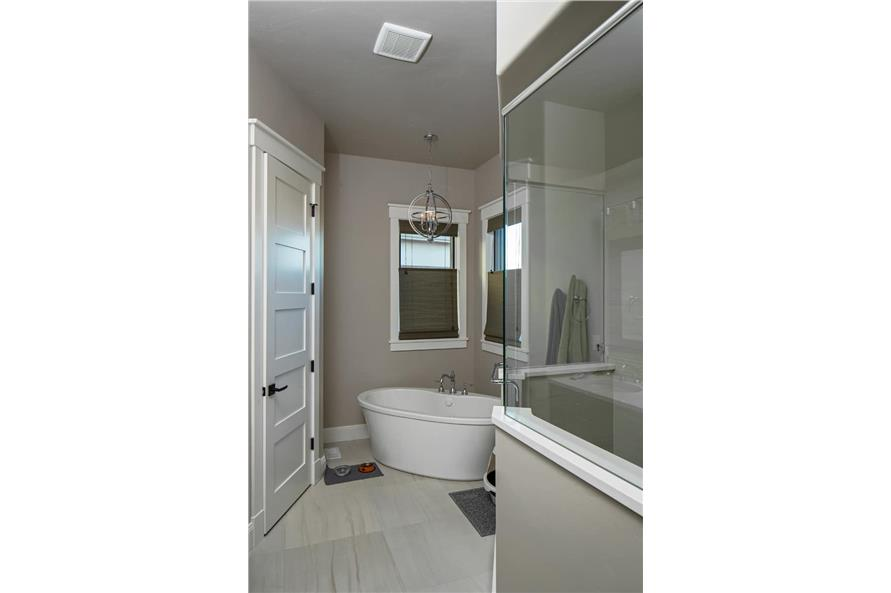 Master Bathroom of this 2-Bedroom,2615 Sq Ft Plan -2615