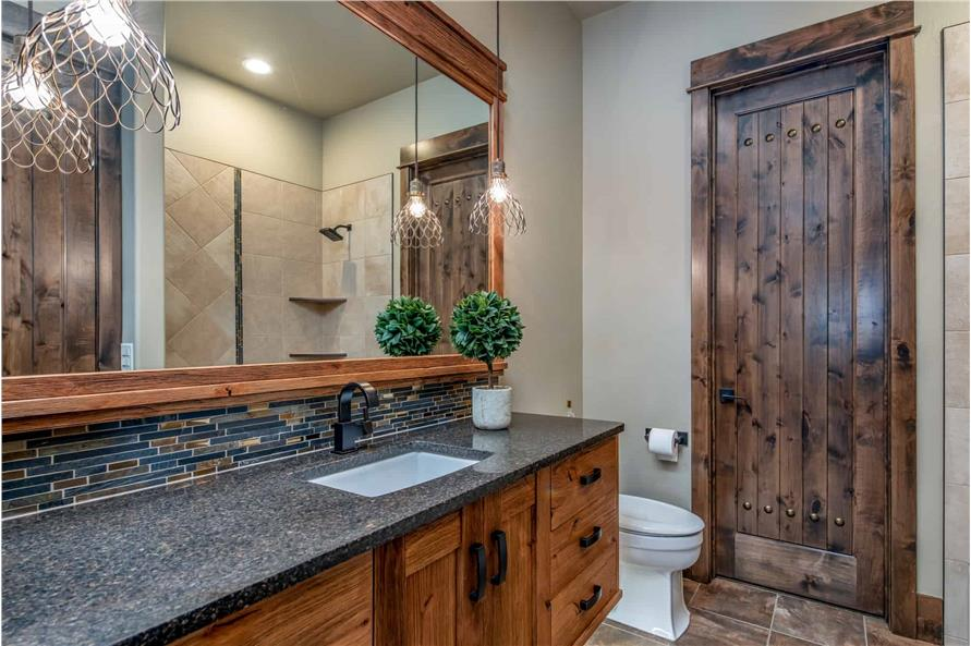 Bathroom of this 2-Bedroom,2861 Sq Ft Plan -161-1127