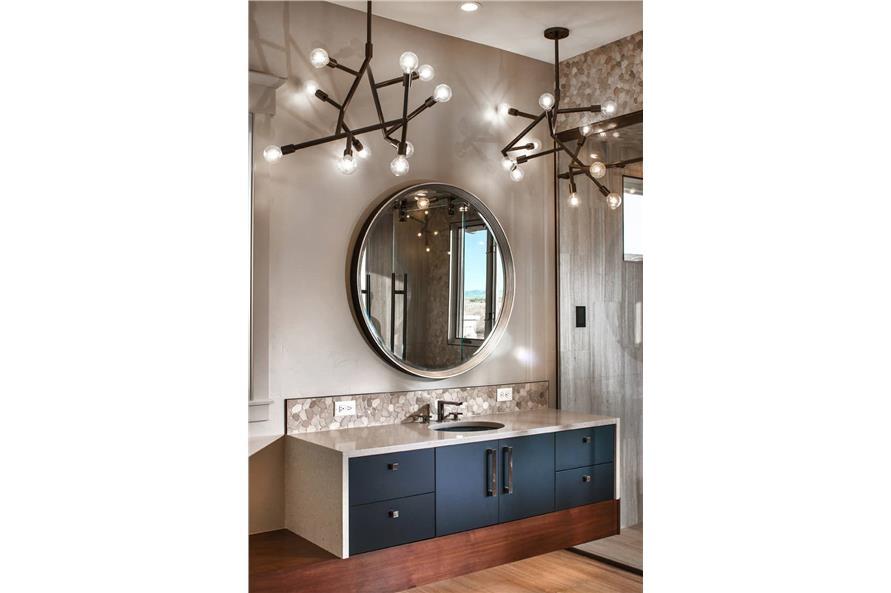 Master Bathroom: Sink/Vanity of this 2-Bedroom,3071 Sq Ft Plan -161-1139