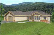 View house Plan#162-1003