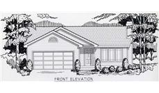 Main image for house plan # 18351