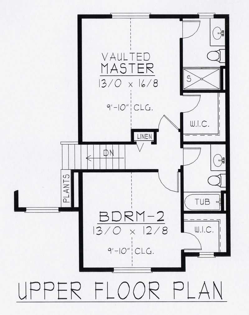 Contemporary house plans home design rdi 1794fl1 b 18517 for 162 plan