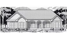 Main image for house plan # 18501