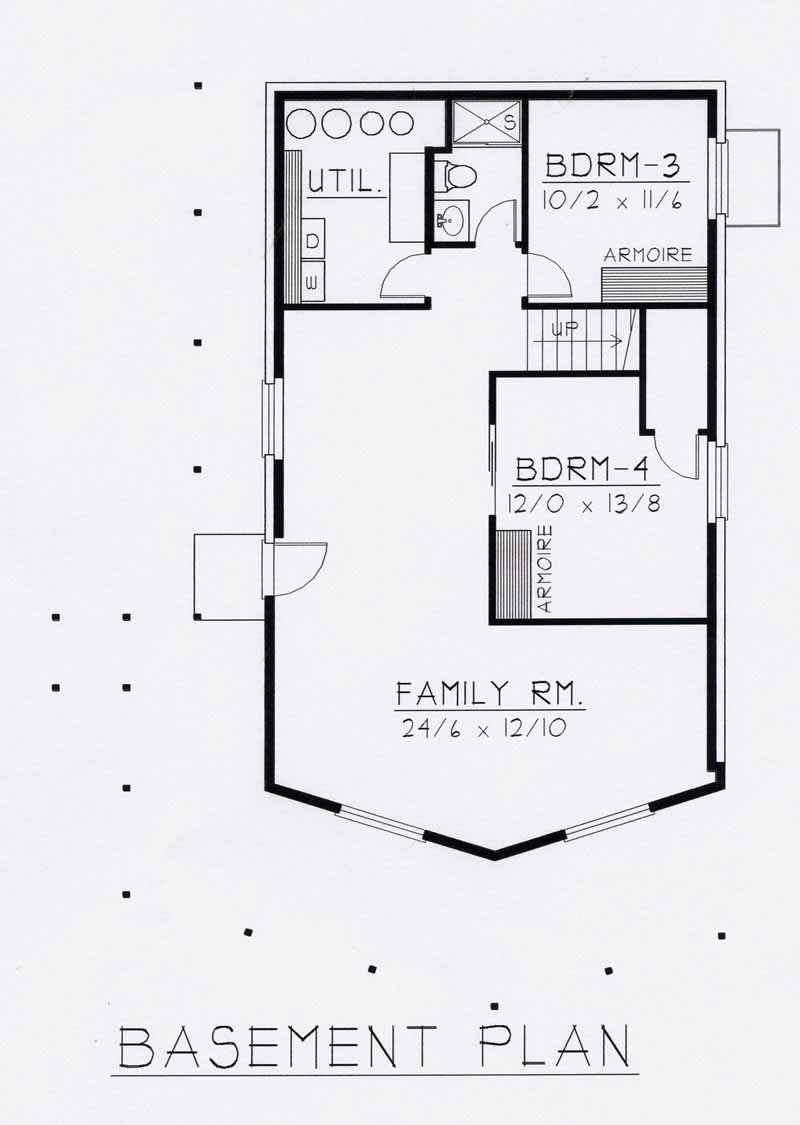 Cabins vacation homes house plans home design rdi for 162 plan