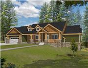 View house Plan#162-1037