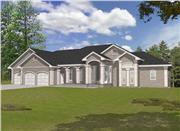View house Plan#162-1047