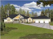 View house Plan#162-1048