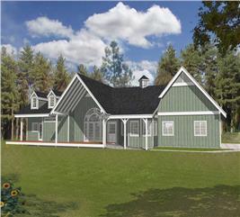 House Plan #162-1049