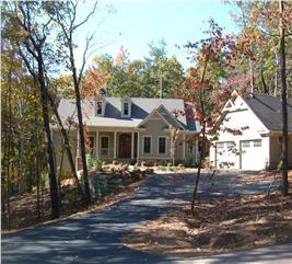 House Plan #163-1003