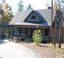 House Plan #163-1009