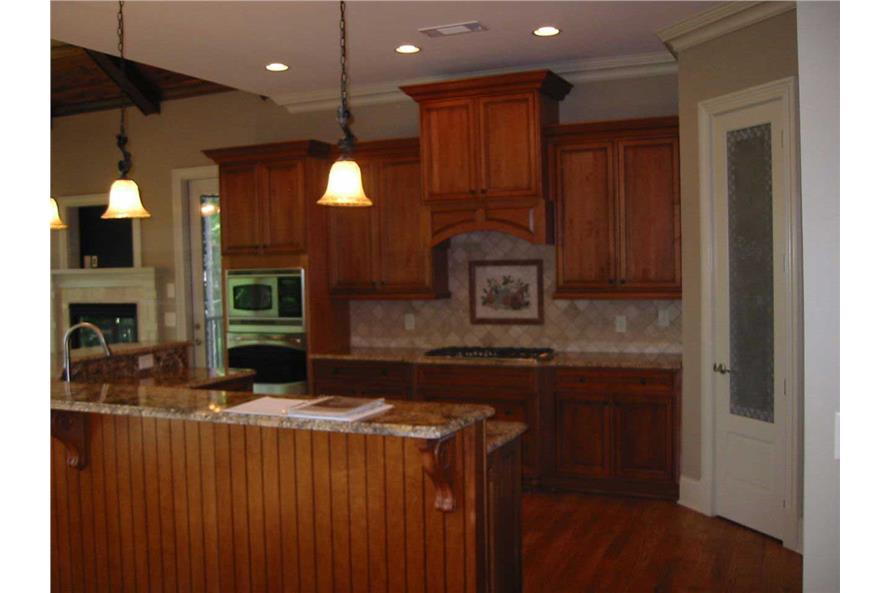 Kitchen of this 4-Bedroom,2880 Sq Ft Plan -2880