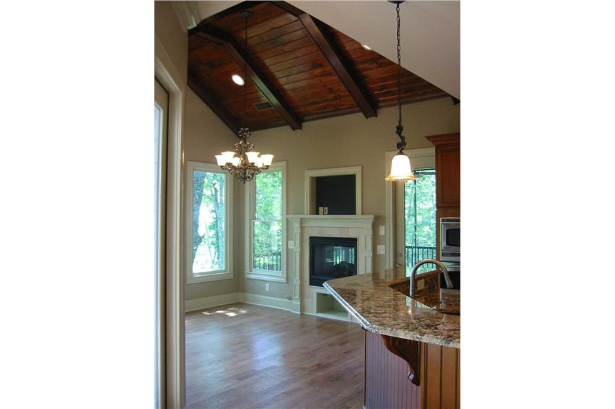 Kitchen: Breakfast Nook of this 4-Bedroom,2880 Sq Ft Plan -2880