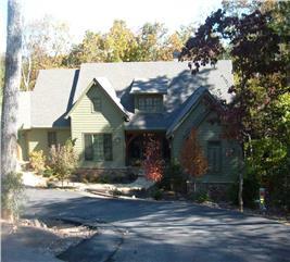 House Plan #163-1024