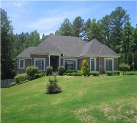 House Plan #163-1030