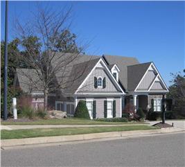 House Plan #163-1031