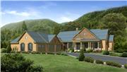View house Plan#163-1035