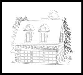 House Plan #163-1038