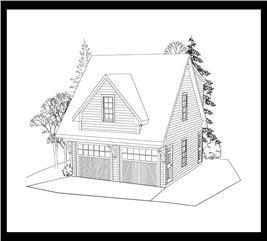 House Plan #163-1039