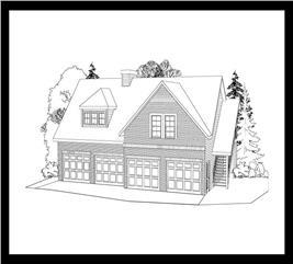 House Plan #163-1042
