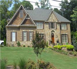 House Plan #163-1046