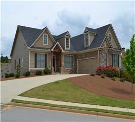 House Plan #163-1049